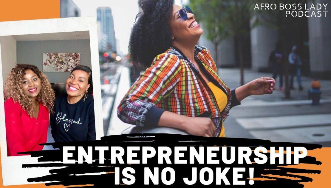 Entrepreneurship is Hard WORK! with CEO Juliet - PART 1 - Être entrepreneur!