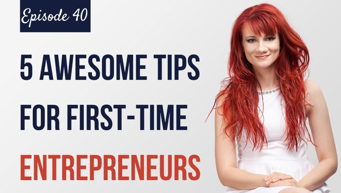 ENTREPRENEURSHIP 101: 5 Tips for Beginners | The Simplify Your Life Podcast - Episode 40