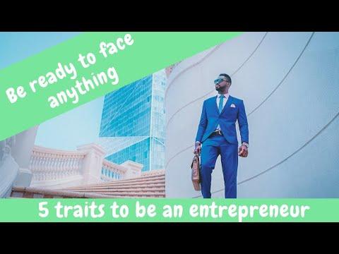 Entrepreneurship free course 5 traits to become an entrepreneur, how to become an entrepreneur