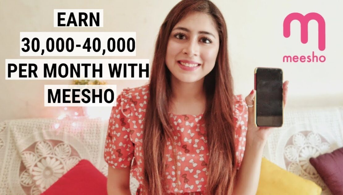 How to Earn with Meesho App? 🤑🤩  | Zero Investment |  Belly Kanungo