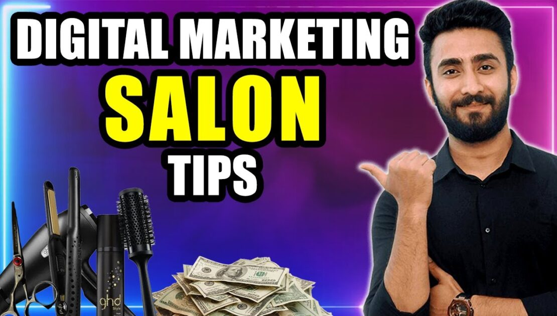 Digital Marketing Tips For Salons And Makeup Artists (EARN IN CRORES) 💵