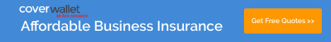 CoverWallet's free business insurance offers