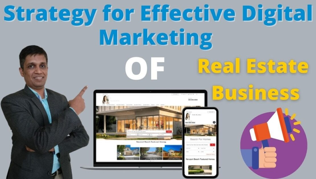 Digital Marketing Strategies for Real Estate Business ✌️ Get Leads from Google for your business