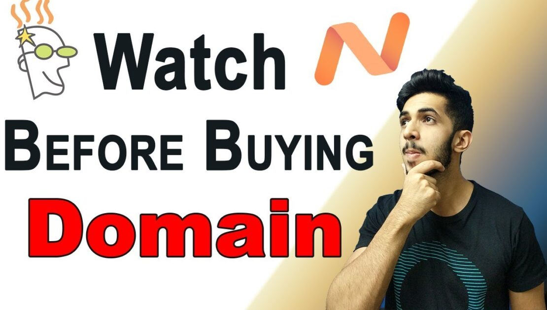 3 Important Points Before You Buy A Domain Name (2019)    Domain Name Buying Guide