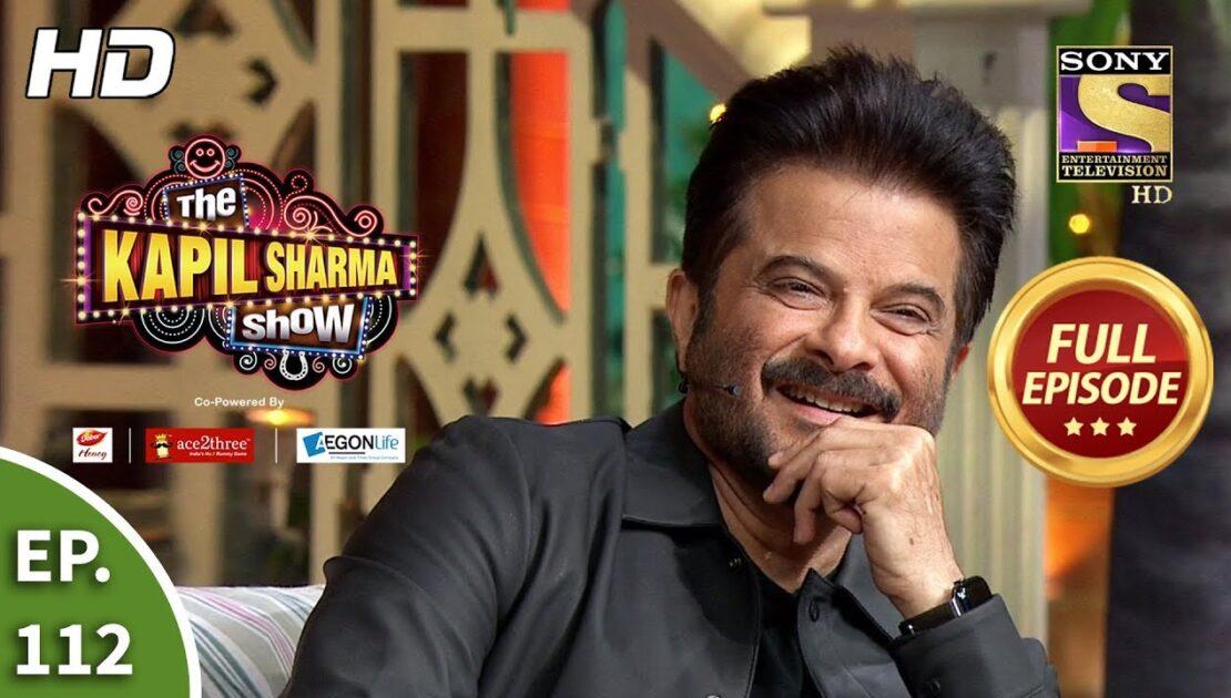 The Kapil Sharma Show Season 2 - Secret Of Anil Kapoor - Ep 112 - Full Episode - 2nd February, 2020