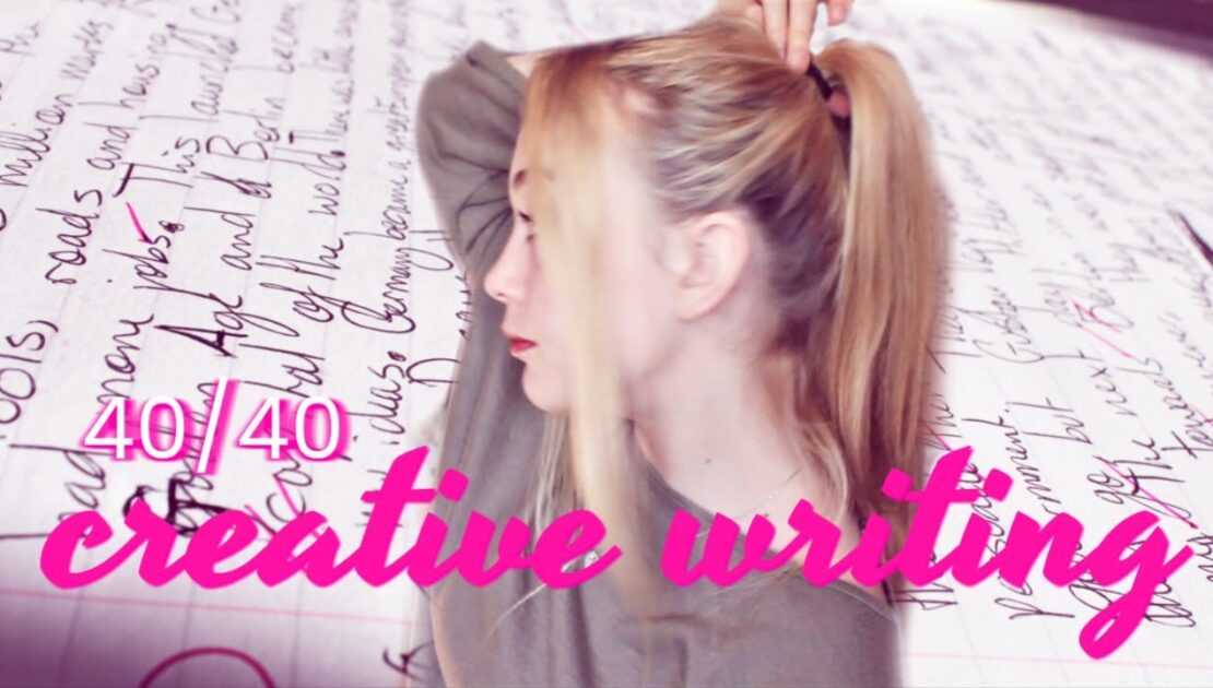 How I got 40/40 in both creative writing English Language GCSE papers | GRWM